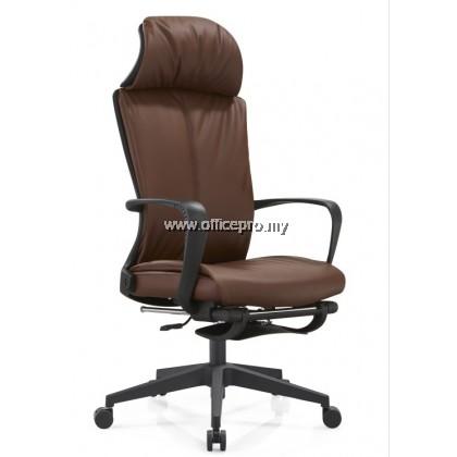 IP-D20/PU Taime Highback Chair C/W Leather